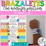 Brag Bracelets/ Manillas de comportamiento