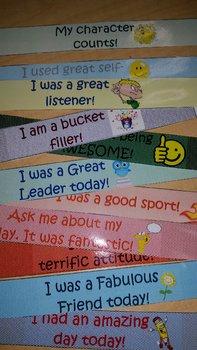 Brag Bracelets Rewards Positive Reinforcement Good Behavior Free Rewards
