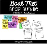Goal Met! Brag Bundle