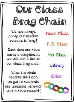 Brag Chain