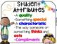 Brag/Swag Tags-Cambridge Learner Attributes