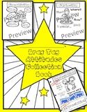 IB PYP Attitudes Brag Tag Book for Collecting