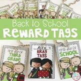 Brag Tag Back to School FREEBIE
