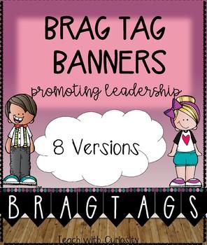 Brag Tag Banners