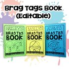 Brag Tag Book