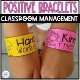 Positive Behavior  Bracelets