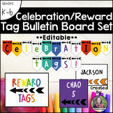 Brag Tag Bulletin Board Set *Editable*