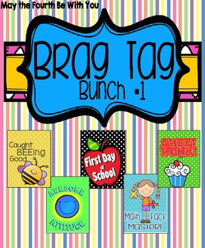 Brag Tag Bunch #1