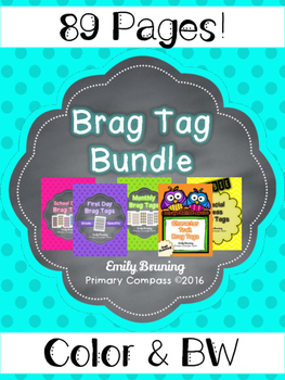 Brag Tag Bundle