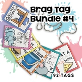 Brag Tags Bundle #4 | Digital Stickers | Digital Brag Tags