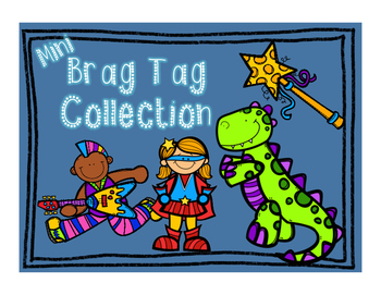 Brag Tag Collection