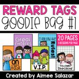 Reward Tags {Goodie Bag #1}