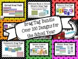 Brag Tags for Big Kids Growing Bundle (18 Sets Currently)