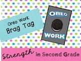 Brag Tag - Oreo Work