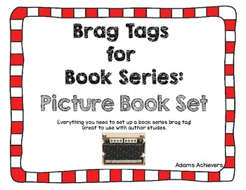 Brag Tag Picture Book Series