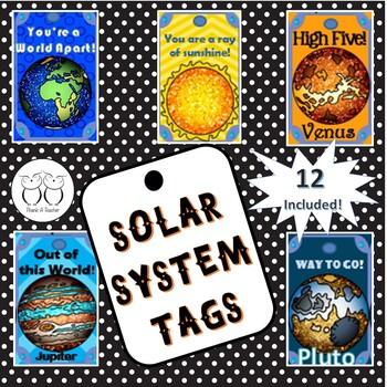 Brag Tag : Solar System Praise