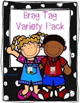 Brag Tag Variety Pack
