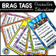 Brag Tags Character Education