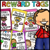 REWARD TAGS | Positive Reinforcement