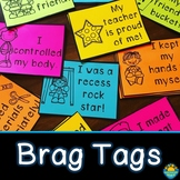 Brag Tags - 35 Positive Notes Home