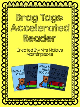 Brag Tags: Accelerated Reader