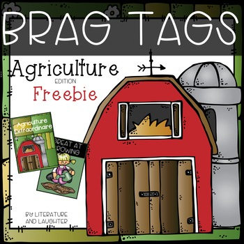 Brag Tags: Agriculture Edition FREEBIE