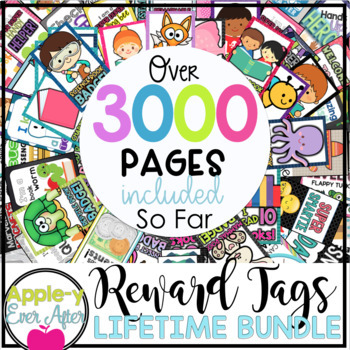 Reward Tags - COMPLETE BUNDLE - Over 3000 Pages!