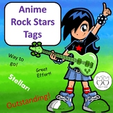 Anime Rock Star Praise Tags