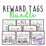 Brag Tags BUNDLE!!! Over 390 pages!!