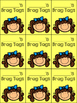 Brag Tags: Back to School FREEBIE