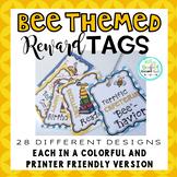 Brag Tags: Bee Themed