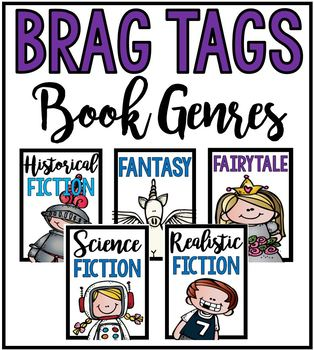 Brag Tags: Book Genres
