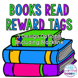 Brag Tags - Number of Books Read