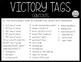 Brag Tags Pack #1 Starter Set