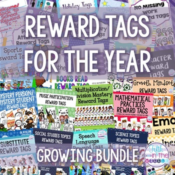 Brag Tags Growing Bundle