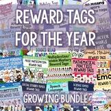 Reward Tags Growing Bundle