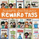 Brag Tags: Incentives for Academic and Behavior Goals