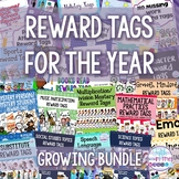 Reward Tags Growing Bundle