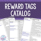 Reward Tags Catalog