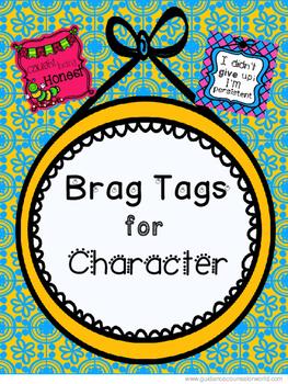 Brag Tags-Character