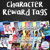 Character and Behavior Brag Tags