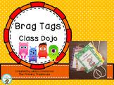 Brag Tags - Class Dojo