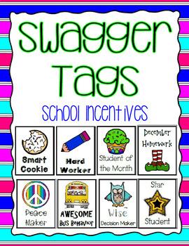 Brag Tags - Classroom Management