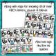 Brag Tags - I know my ABC's - Classroom Management/Reward System