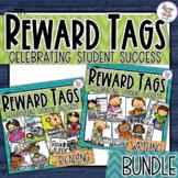 Reward Tags for Reading & Writing - Bundle - Classroom Man