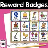 Brag Tags-Classroom and School Behaviors