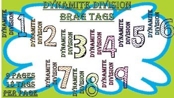 Brag Tags -- Dynamite Division