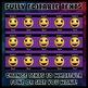 Editable Emoji Brag Tags