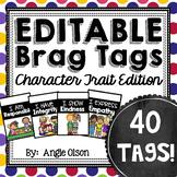 Brag Tags Editable Character Traits Edition (40 templates)