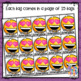 Attendance Brag Tags - Emoji themed